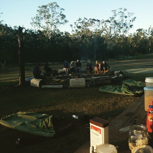 Amazing 'swag' night at an Australian out back. Waking up to a chilly morning but headed to a farm and sailing on a maxi yacht around Whitsunday islands. #GrabYourDream #Whitsundayislands #Australia camping #yatch #traveler #adventure #travel