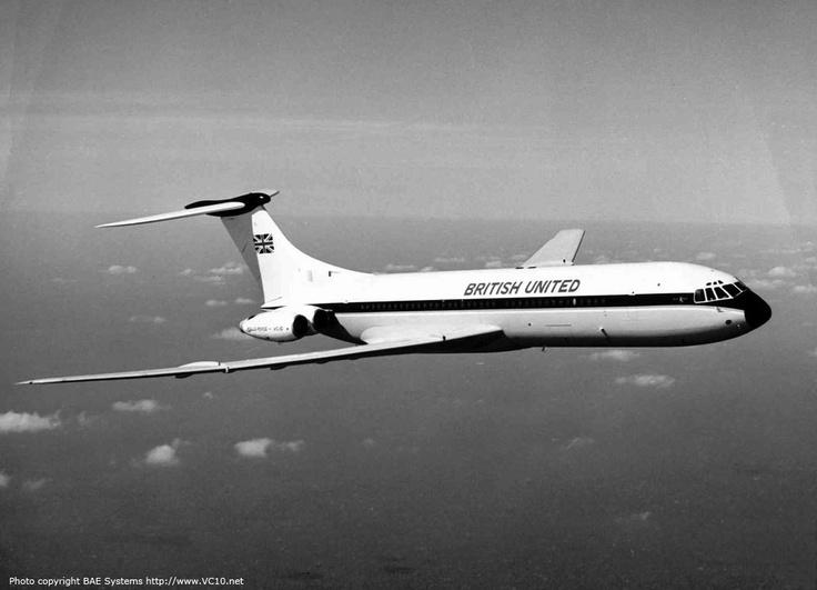 British United Vickers VC10