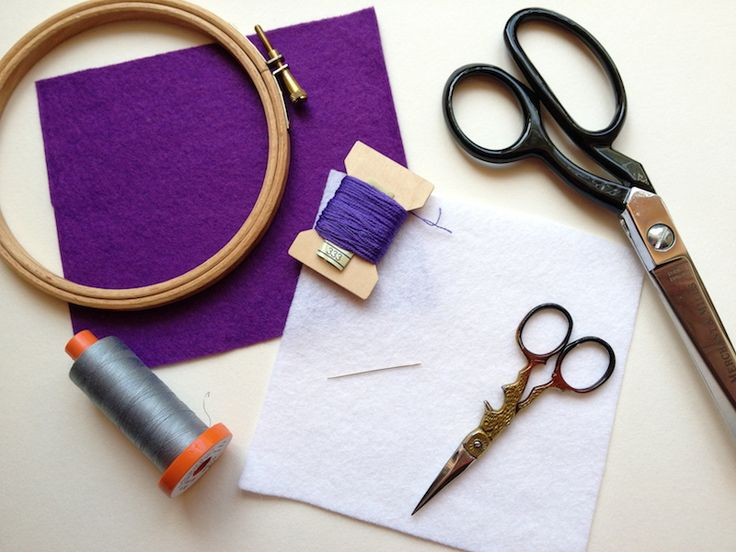 How to Finish + Frame Embroidery (Summer Nights Stitch-Along Part Three)   Sew Mama Sew  