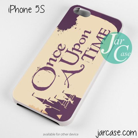 Once Upon A Time Disney Phone case for iPhone 4/4s/5/5c/5s/6/6 plus