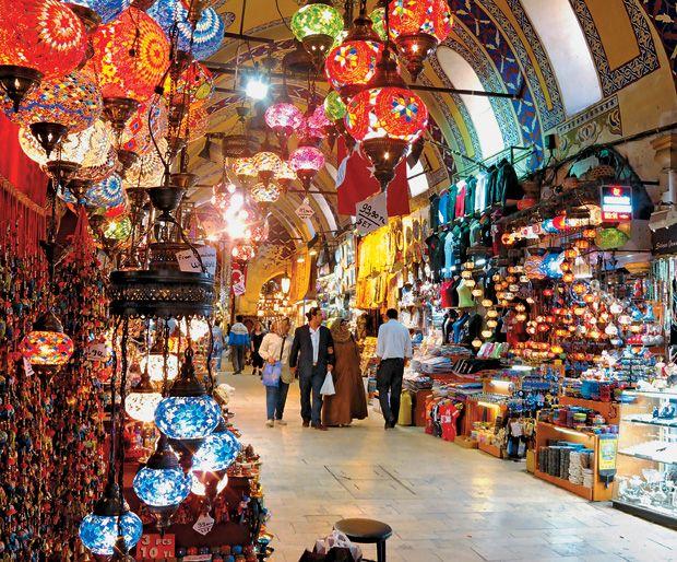 Istambul Grand Bazar - mynucerity.biz/iloveit