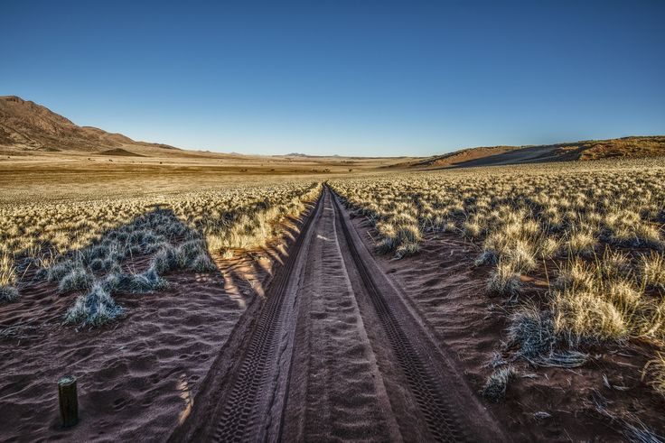 Infinity. Namibia. by Nerijus Lostinhdr on 500px