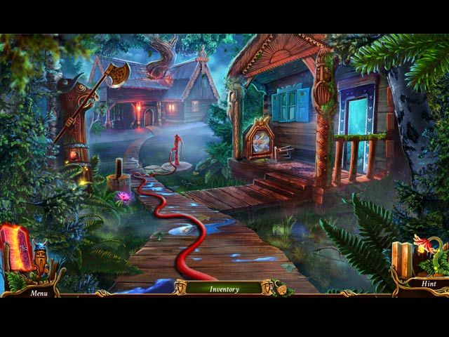 Standard Edition of Eventide: Slavic Fable Game for Mac: http://wholovegames.com/hidden-object-mac/eventide-slavic-fable-mac.html Make friends with the creatures to rescue your grandmother and prevent Boruta's forces from causing worldwide calamity. Inspired by Slavic mythology, Eventide: Slavic Fable is a unique Hidden-Object Puzzle Adventure that you don't want to miss!