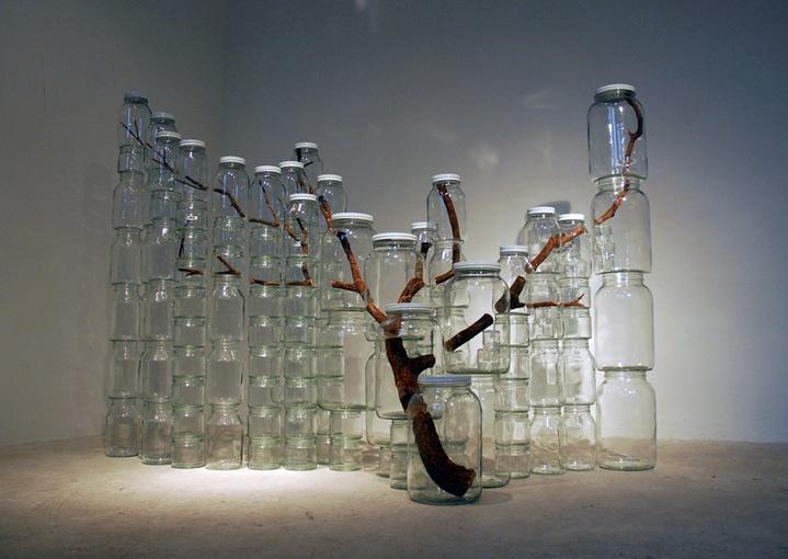 """Naoko Ito: Urnban nature: Ubiquitous"""""""