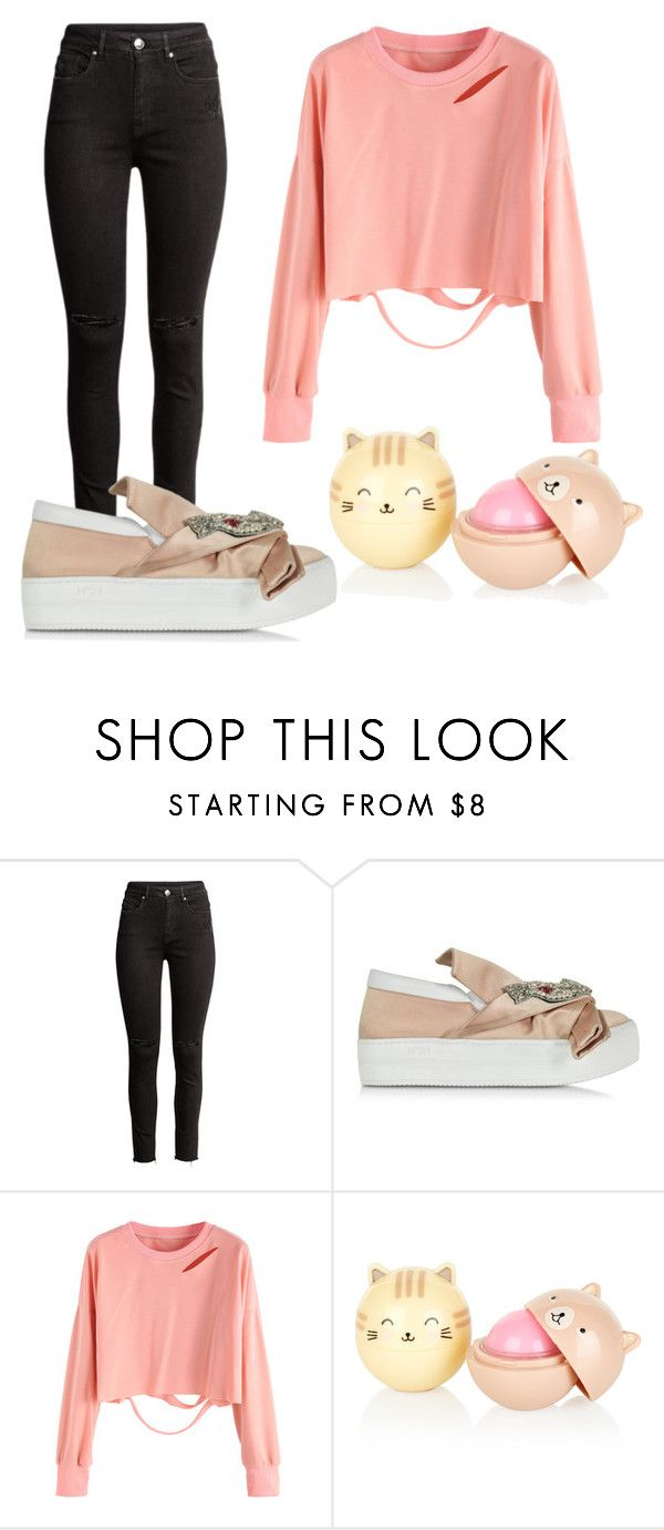 """""""Little bit pink, yeah?"""" by sinihanna on Polyvore featuring N°21"""