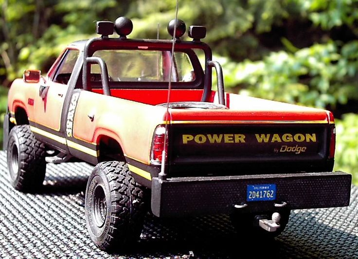 I have been working on a '77 Dodge Power Wagon for a few