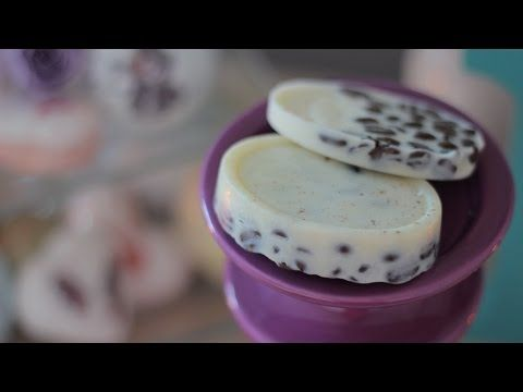 DIY LUSH Massage Bar: PERCUP -only 3 ingredients!! - YouTube