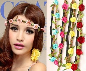 Flower ribbon for your hair!
