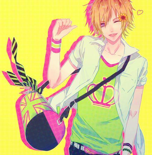 Картинка с тегом «anime and boy»