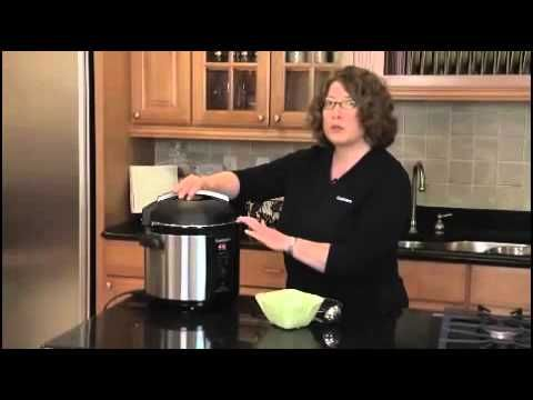 Cuisinart 6-quart Stainless Steel Electric Pressure Cooker CPC-600 - YouTube