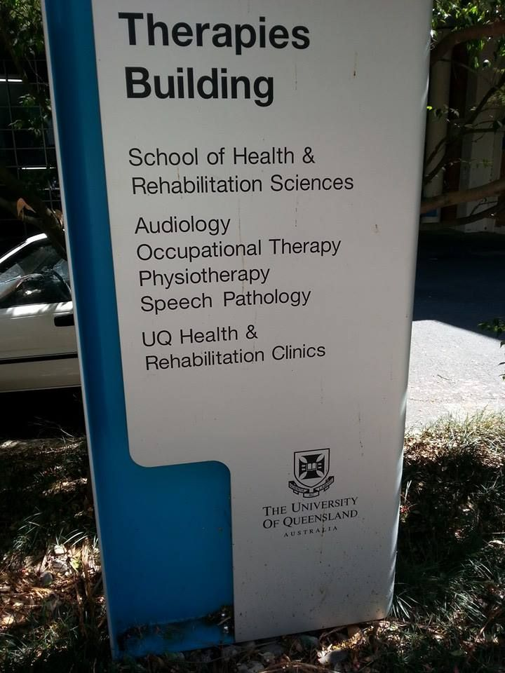 Occupational Therapy sydney university arts