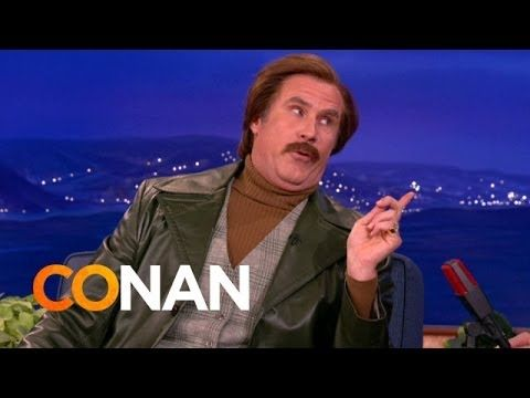 ▶ Ron Burgundy Comes Clean On His Dodge Durango Ads - YouTube
