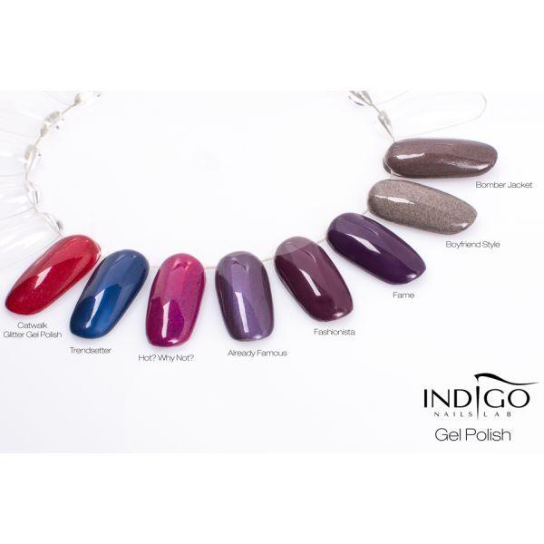 Najlepszy lakier hybrydowy dla profesjonalistów Indigo Nails - Fashionista