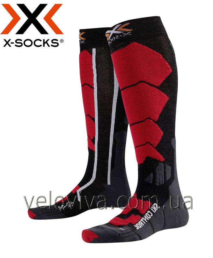 Носки горнолыжные X-Socks Ski Control   Носки горнолыжные X-Socks   Купить X-Socks