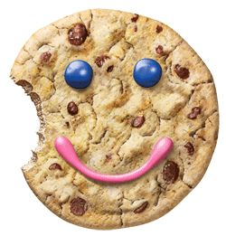 Tim Hortons Canada Smile Cookies - Proceeds go to local charities.