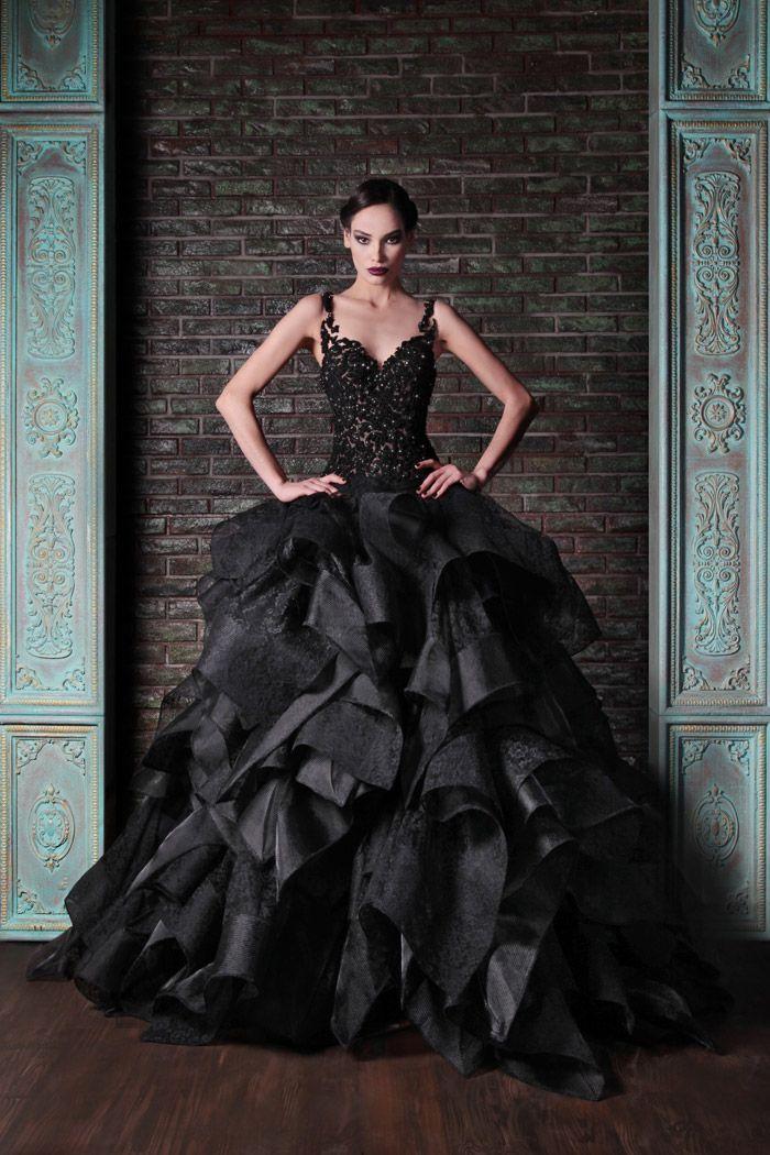 Rami Kadi Fall 2014 Collection. www.theweddingnotebook.com: