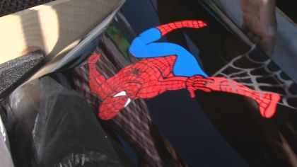 Texas Man Donates Super Hero Casket For Murdered Toddlers Funeral September 25, 2015 4:17 PM