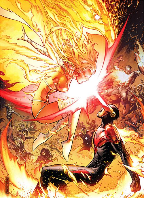 Avengers vs X-Men #11 by Jim Cheung *