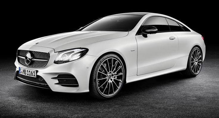 UK Pricing For All-New Mercedes E-Class Coupe Starts From 40135