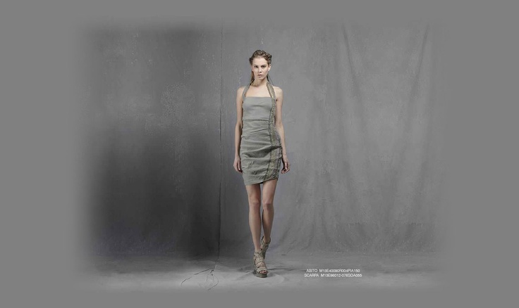 Malloni Black Collection S13 #dress #shoes