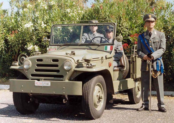 Fiat Ar55 campagnola