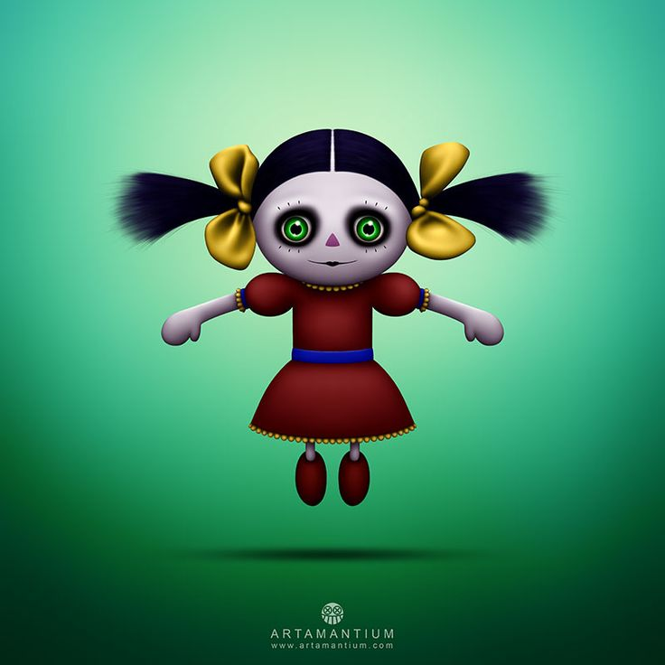 Wish Doll by Artamantium