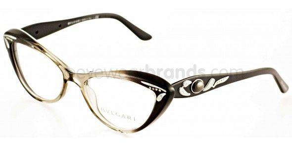 Bvlgari BV 4052B 5209 GREY/BLACK Bvlgari Glasses | FREE Prescription Lenses | Worldwide Delivery