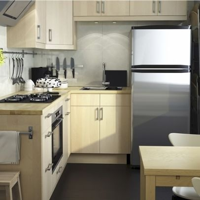 Kitchen Photos Small Kitchen Layouts Design, Pictures, Remodel, Decor and Ideas - page 5