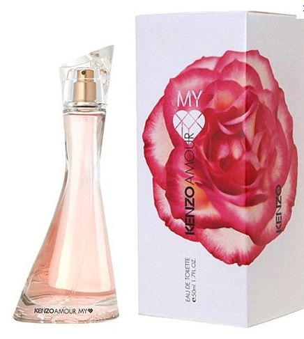 Parfum Kenzo Amour My Love - http://www.mode-et-femme.com/parfum-kenzo-amour-my-love/