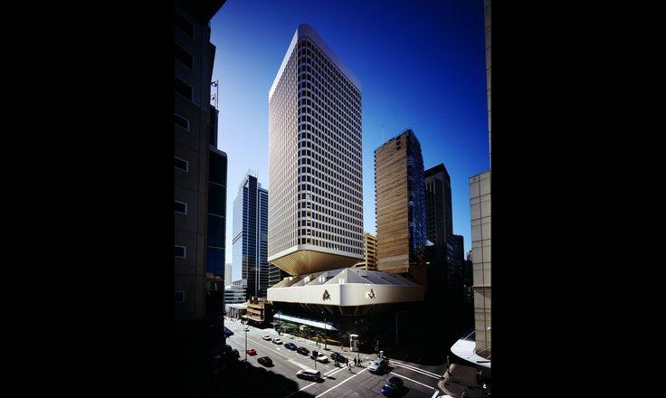 Civic Tower #freemason #masonic #tower #architecture #ptw #ptwarchitects