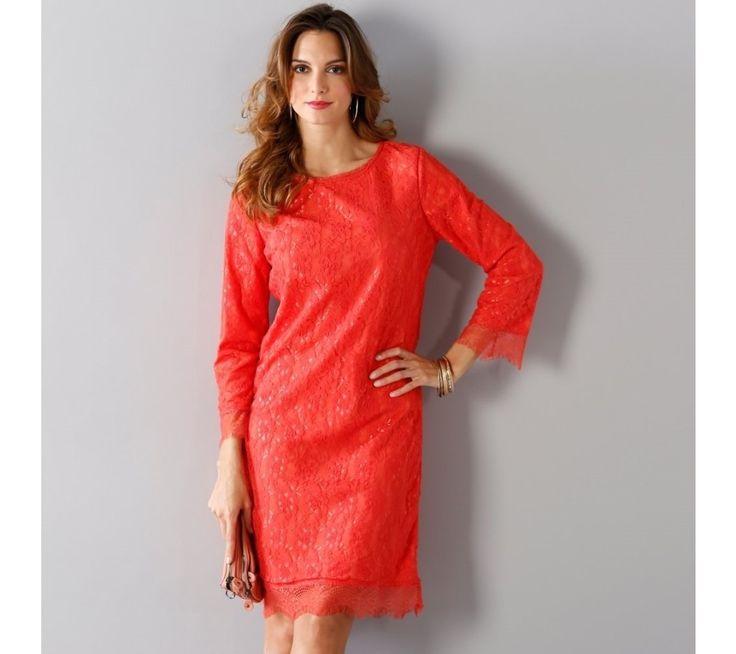 Krajkové šaty | vyprodej-slevy.cz #vyprodejslevy #vyprodejslecycz #vyprodejslevy_cz #saty #dress