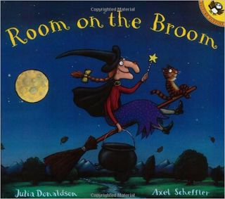 Room on the Broom - Fostering Writing Spooky Stories through reading...