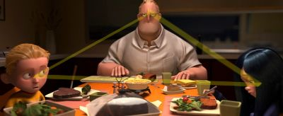 """Flooby Nooby: The Cinematography of """"The Incredibles"""" Part 2  http://floobynooby.blogspot.com.br/2013/12/the-cinematography-of-incredibles-part-2.html"""