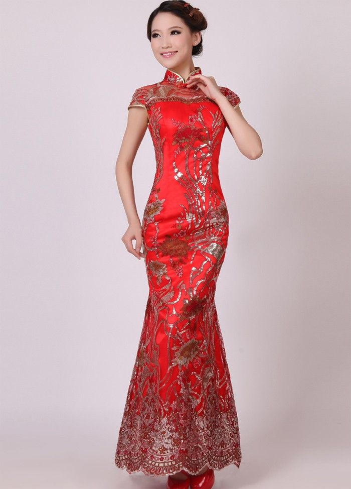 78 Best images about Chinese Dresses - My Likes on Pinterest ...