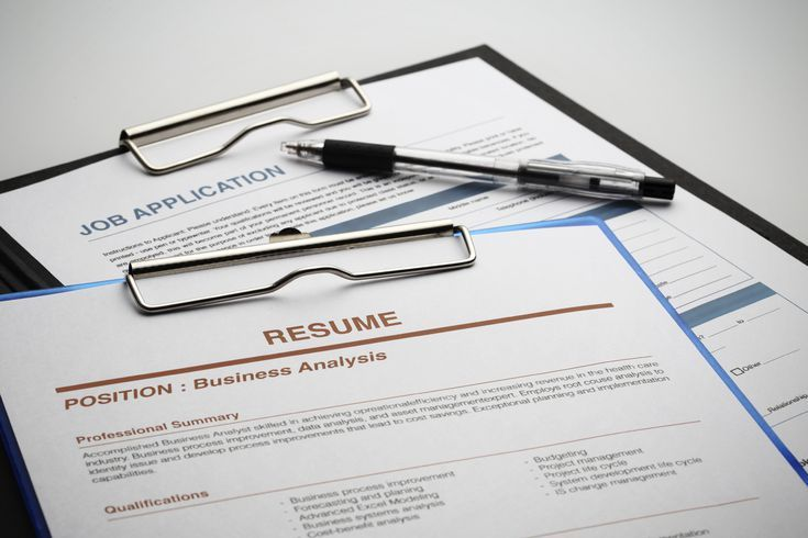 Top Tips for Writing a Great Resume: Choose a Basic Font