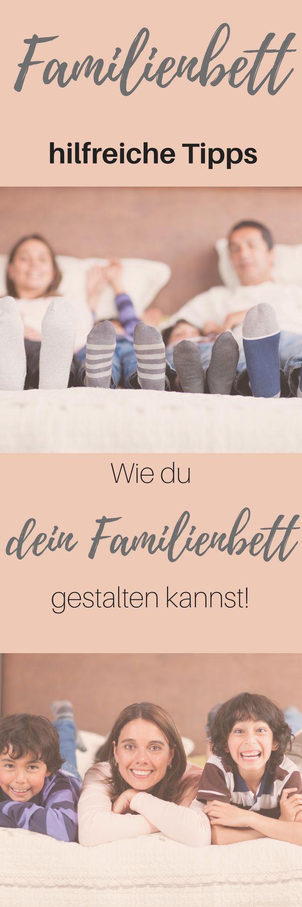 Familienbett, gut oder schlecht – mamasdaily – Mama-Alltag über Baby, Kinder Erziehung, Mutter-Sein & DIY für Eltern und Familien