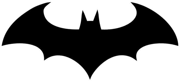 Batman arkham knight logo car van laptop scooter vinyl for The most important thing in backing a motor vehicle is