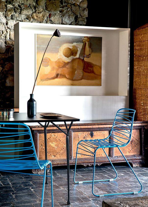 Magis | Officina Table Design Ronan U0026 Erwan Bouroullec,2015 And Flux Chair  Design Jerszy