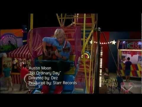 Austin Moon (Ross Lynch) - No Ordinary Day [HD]
