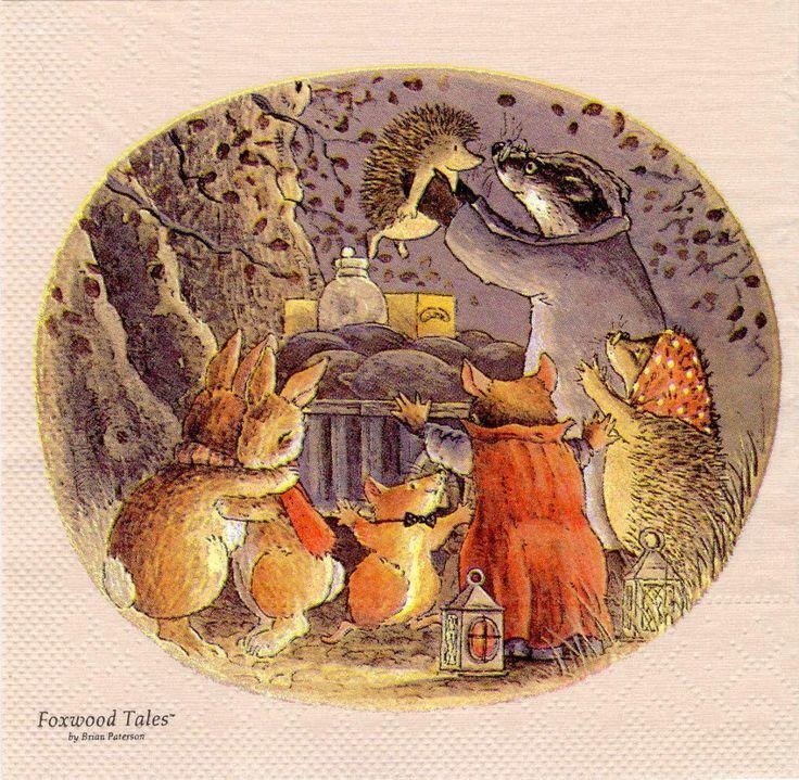 foxwood tales | milib | Dětské - Foxwood Tales – rajce.net