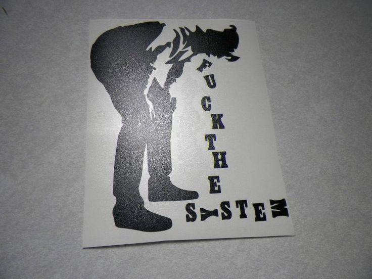 Best Anonymous Die Cut StickersDecals Images On Pinterest - Die cut vinyl decal stickers