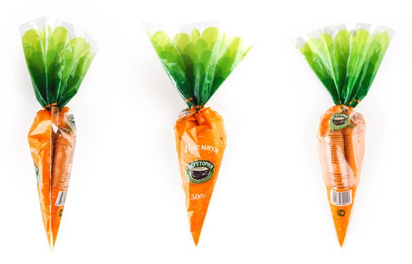 Vegetoria carrot | Just Be Nice studio