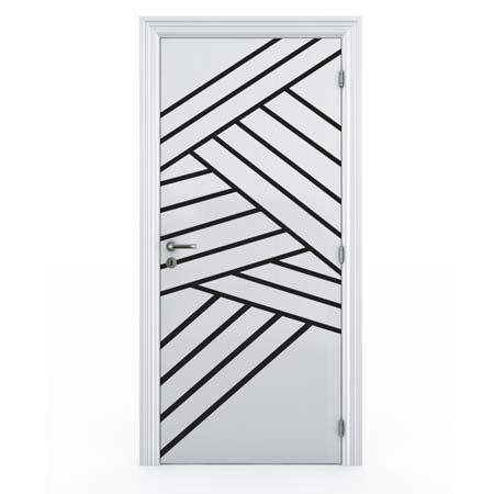 25 best ideas about stickers porte on pinterest. Black Bedroom Furniture Sets. Home Design Ideas