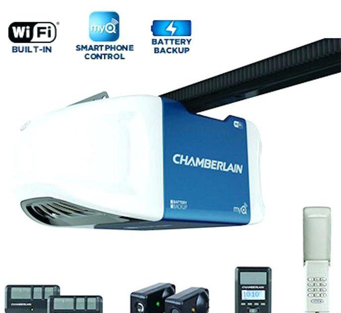 Best Representation Descriptions Chamberlain Garage Door Openers