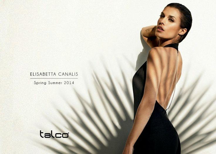 Visual Fashionist: Elisabetta Canalis per Talco, catalogo completo P/E 2014 (tutte le foto) http://visualfashionist.blogspot.it/2014/03/elisabetta-canalis-per-talco-catalogo.html#more