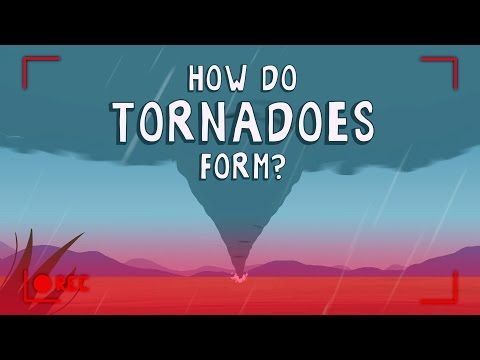 How do you know a tornado is coming? A lesson on the most violent storms on Earth: