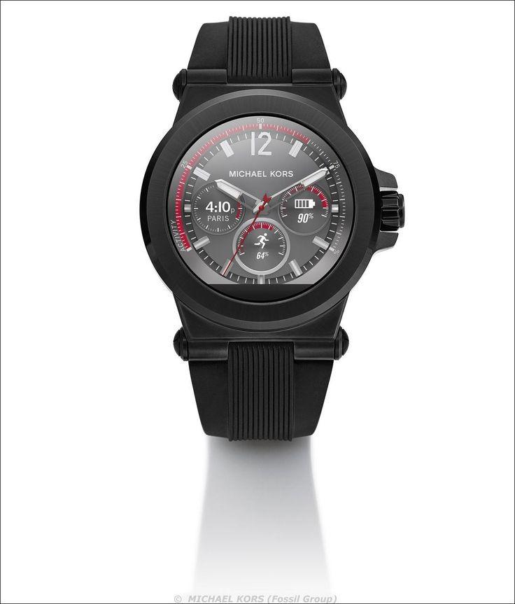 michael kors stellt die neue smartwatch access vor. Black Bedroom Furniture Sets. Home Design Ideas