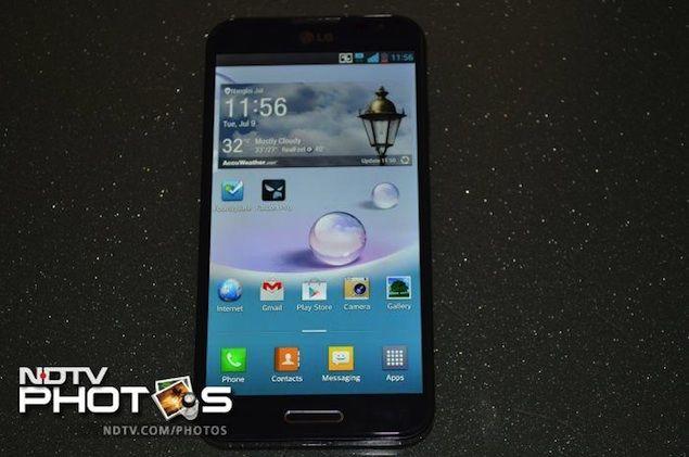 LG Optimus G Pro review   NDTV Gadgets