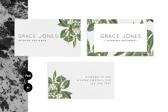Elegance Business Card Template Business Cards Creative Templates Customizable Business Cards Templates Business Card Template