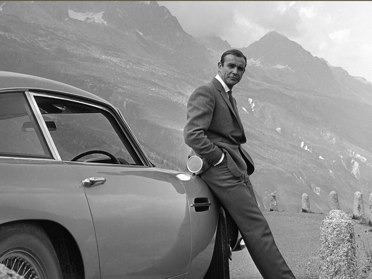 James Bond's Most Memorable Style Moments
